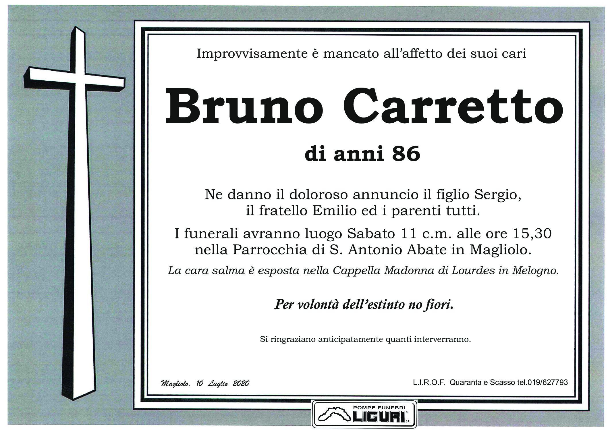 Carretto Bruno